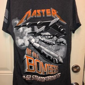 Military  T-shirt Airforce